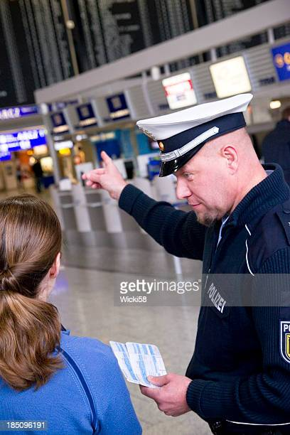 Helpful Policeman