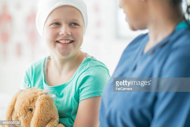 Helping a Child Through Chemo