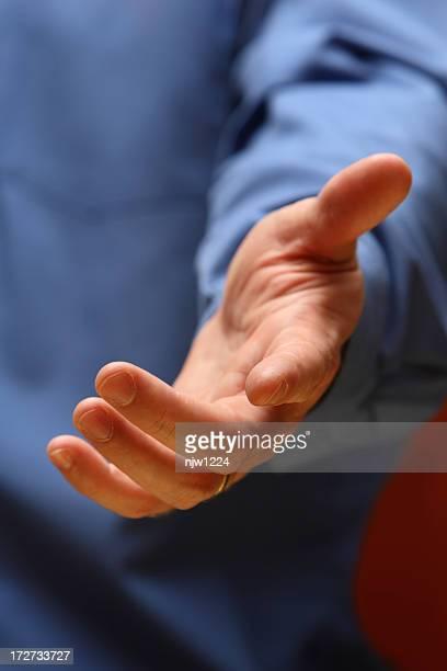 Helping Hand of Leadership