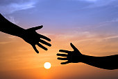 Helping handHelping hand