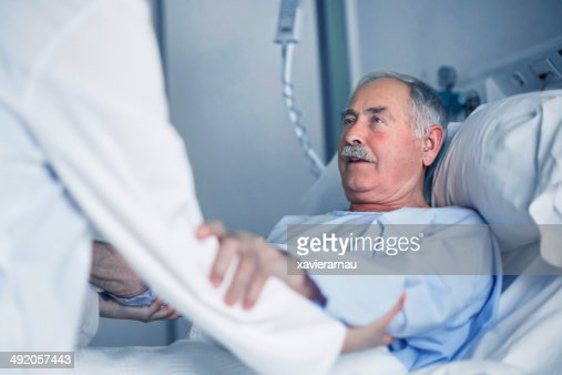 Helping the patient