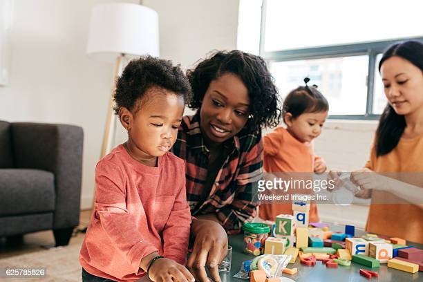 Helping to your toddler