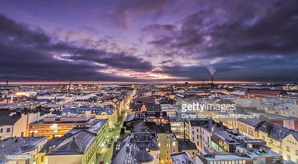 Helsinki Dusk