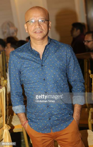Hemant J Khendilwal during the launch of the nonfiction book Borderline by author Shabri Prasad Singh at the Lawns of Hotel Diplomat Chanakyapuri on...