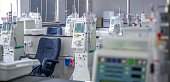 hemodialysis room equipment