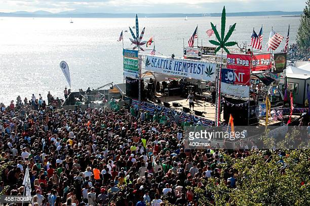 Hempfest Main Stage