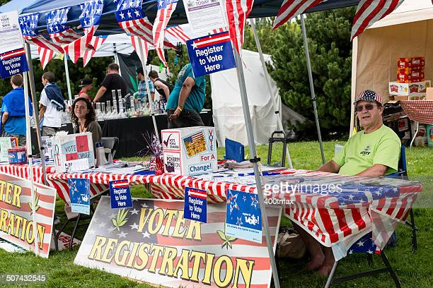 Hempfest Voter Registration