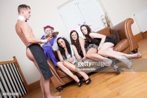 Hen Party : Stock Photo