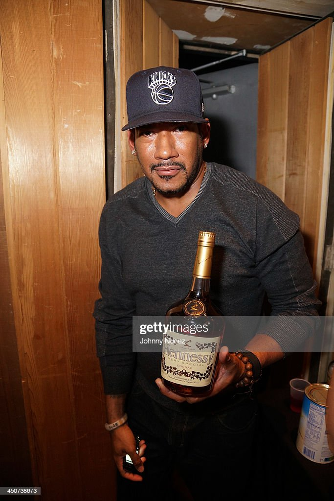 Hen Roc attends the Chinx Drugz Listening Session at Chung King Studios on November 19, 2013 in New York City.