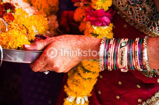 Henna - Mehndi : Stock Photo