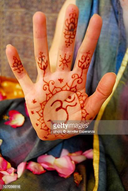 Henna Om Hand