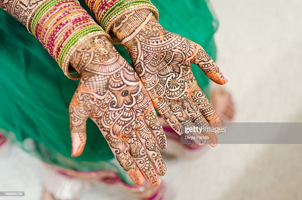 Henna : Stock Photo
