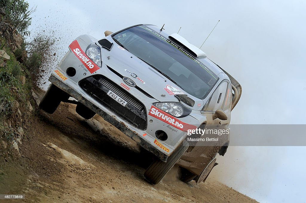 FIA World Rally Championship Portugal - Day One