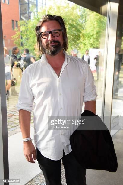 Henning Wehland attends the 70th anniversary party of Budde Music on July 13 2017 in Berlin Germany