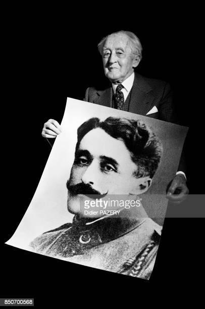 Henri Auclair ancien combattant français de la guerre de 1418 né à Lapeyrousse en 1896 Mobilisé en Décembre 1914 il est remarqué par ses supérieurs...
