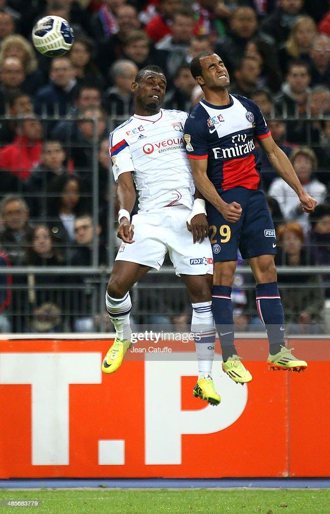 Olympique Lyonnais v Paris Saint-Germain FC - Finale de La Coupe de la Ligue