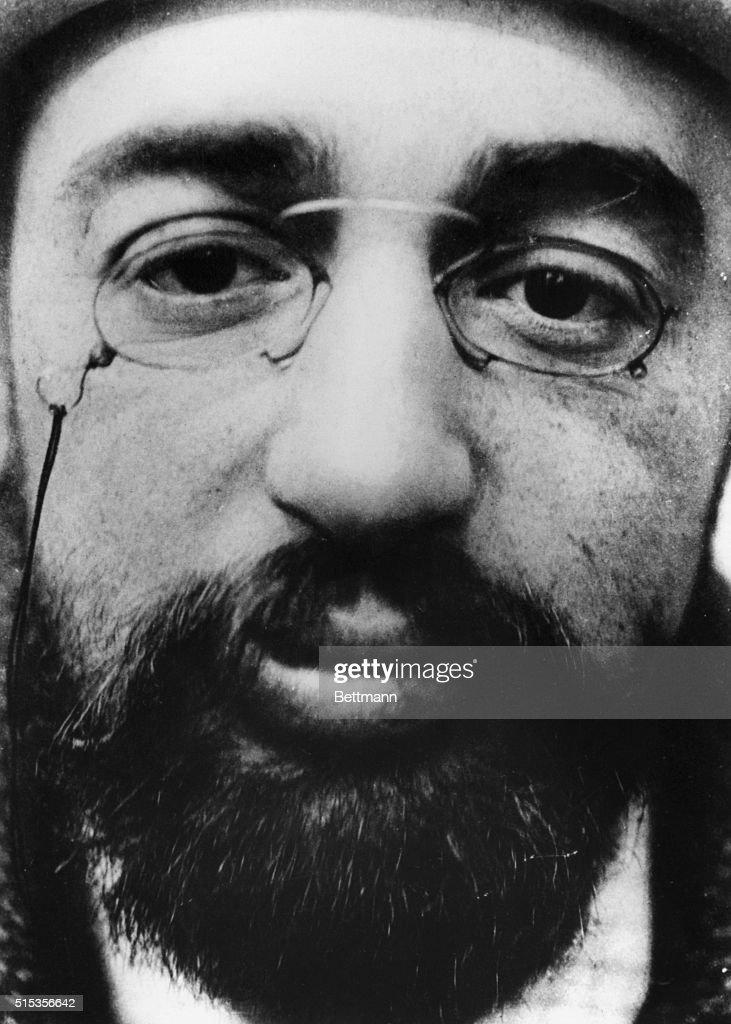 Henri De Toulouse Lautrec (1865-1901), French painter and illustrator.
