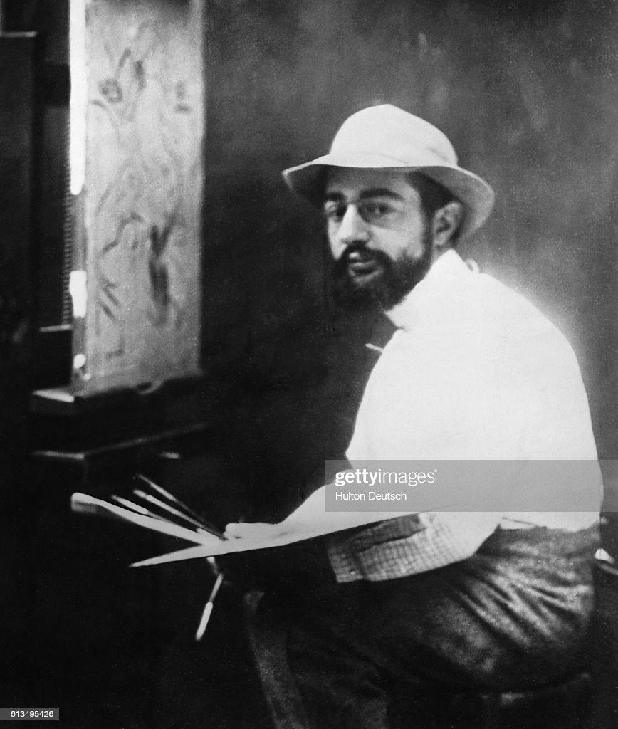 Henri de Toulouse-Lautrec, French painter.