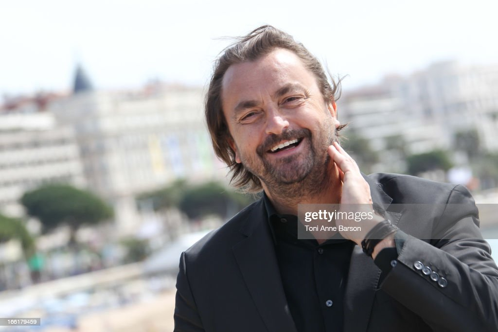 <a gi-track='captionPersonalityLinkClicked' href=/galleries/search?phrase=Henri+Leconte&family=editorial&specificpeople=159217 ng-click='$event.stopPropagation()'>Henri Leconte</a> attends the 'Looking For' photocall on April 9, 2013 in Cannes, France.