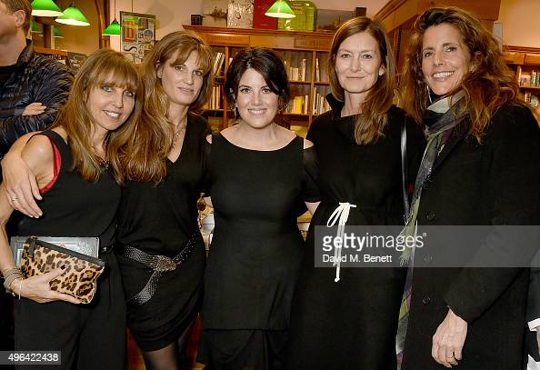 Monica Lewinsky Stock Photos And Pictures Getty Images