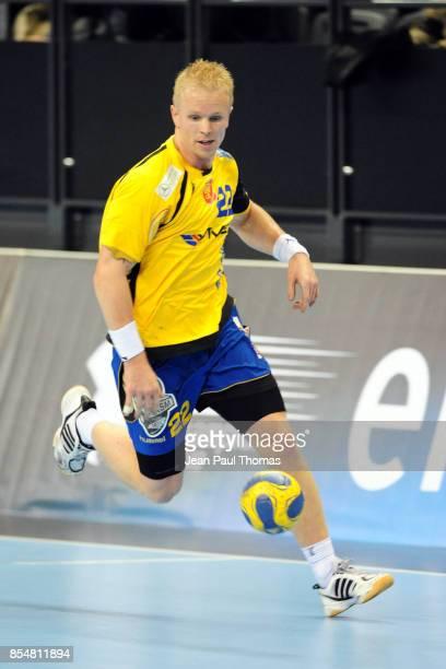 Henrik KNUDSEN Chambery / Vive Targi Kielce Ligue des Champions Phare Chambery