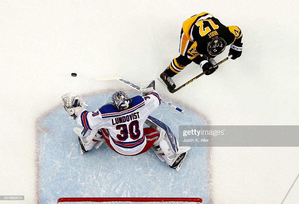 New York Rangers v Pittsburgh Penguins - Game Two