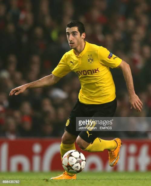 Henrik Mkhitaryan Borussia Dortmund
