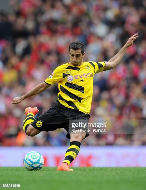 Henrikh Mkhitaryan Borussia Dortmund