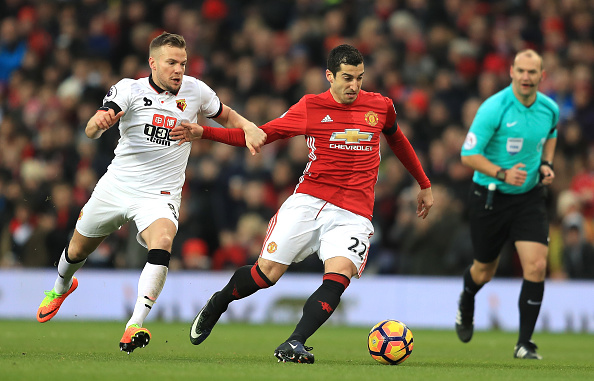 Manchester United v Watford - Premier League : News Photo