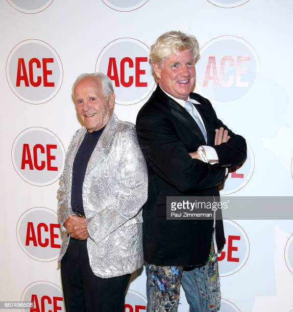 Henry Buhl and Peter Brant attend the 2017 ACE Gala at Capitale on May 23 2017 in New York City