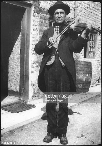 Henry Cave Somerset Midsomer Norton Nettlebridge Coleford Somerset Photograph taken during Cecil Sharp's folk music collecting expeditions British...