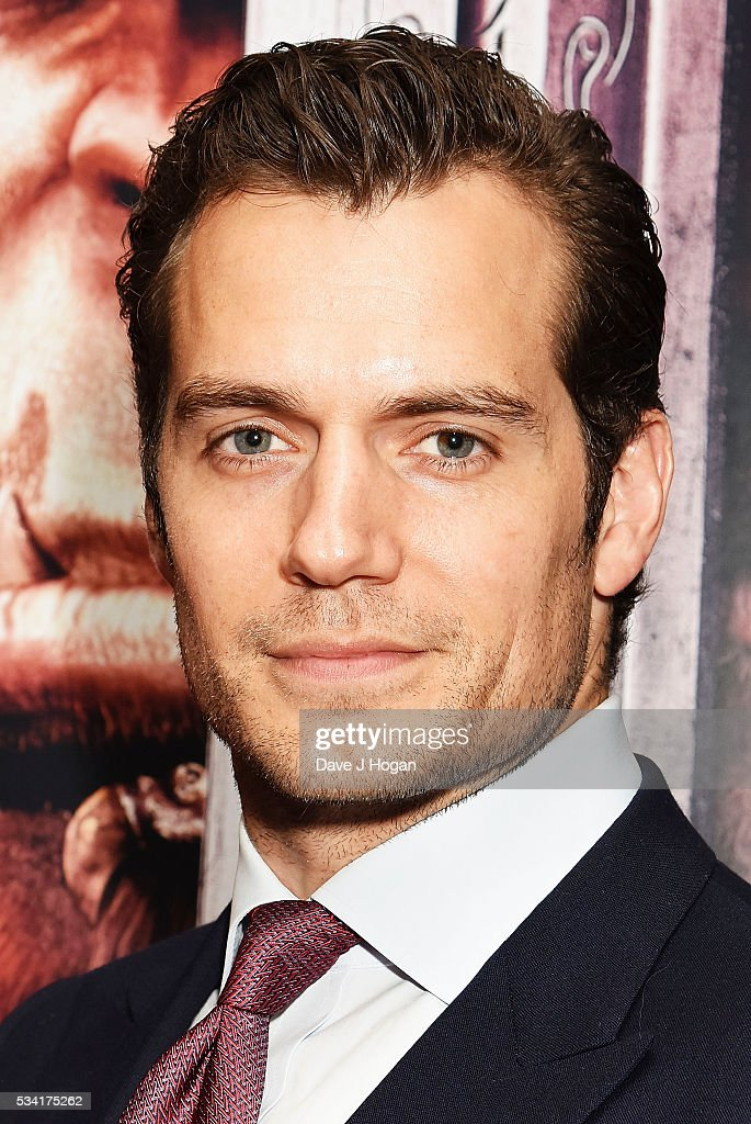 <a gi-track='captionPersonalityLinkClicked' href=/galleries/search?phrase=Henry+Cavill&family=editorial&specificpeople=3767741 ng-click='$event.stopPropagation()'>Henry Cavill</a> attends a special screening of 'Warcraft: The Beginning' at BFI IMAX on May 25, 2016 in London, England.