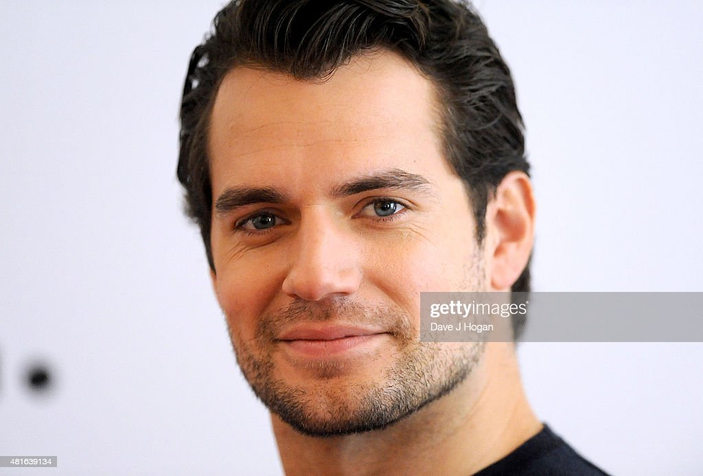 REQUIRED <a gi-track='captionPersonalityLinkClicked' href=/galleries/search?phrase=Henry+Cavill&family=editorial&specificpeople=3767741 ng-click='$event.stopPropagation()'>Henry Cavill</a> attends 'The Man from U.N.C.L.E.' photocall at Claridge's Hotel on July 23, 2015 in London, England.
