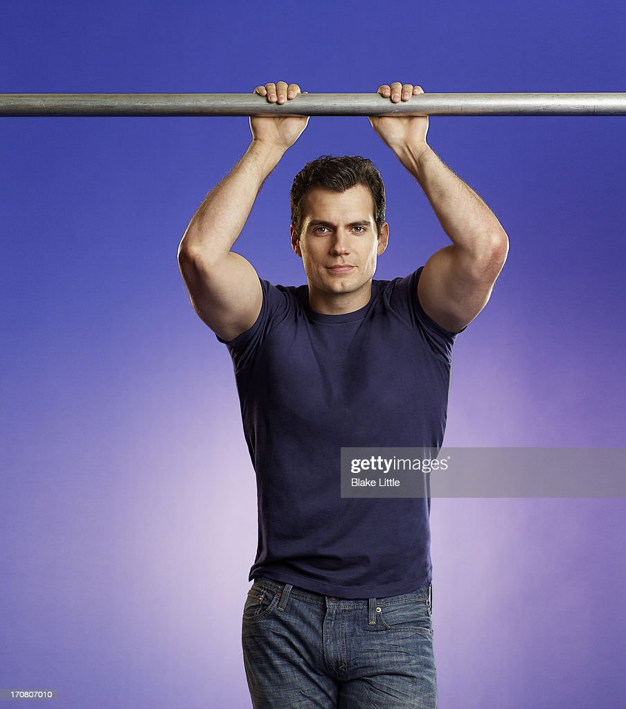 <a gi-track='captionPersonalityLinkClicked' href=/galleries/search?phrase=Henry+Cavill&family=editorial&specificpeople=3767741 ng-click='$event.stopPropagation()'>Henry Cavill</a> for USA Weekend on June 5, 2013 in Los Angeles, California. ON DOMESTIC EMBARGO UNTIL JULY 5, 2013. COVER IMAGE. ON INTERNATIONAL EMBARGO UNTIL JULY 5, 2013.