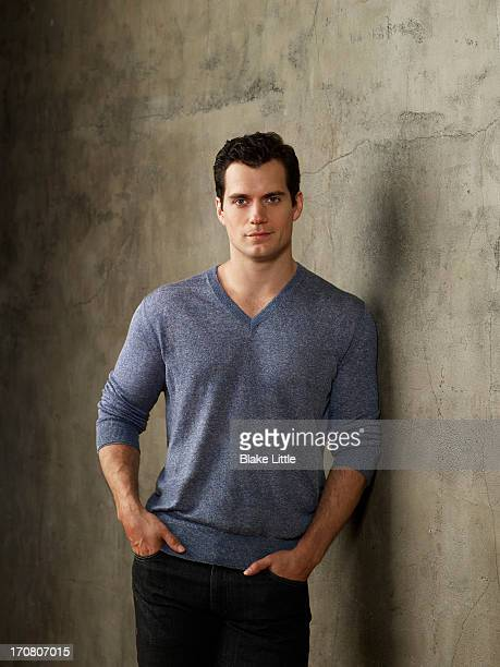 Henry Cavill for USA Weekend on June 5 2013 in Los Angeles California ON DOMESTIC EMBARGO UNTIL JULY 5 2013 PUBLISHED IMAGE ON INTERNATIONAL EMBARGO...