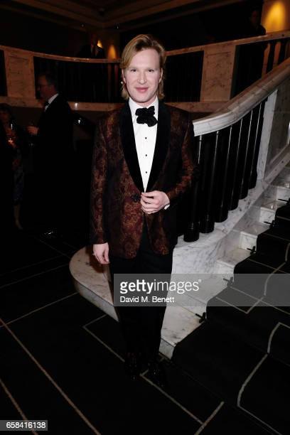 Henry Conway attends the English National Opera Spring Gala 2017 at Rosewood London on March 27 2017 in London England