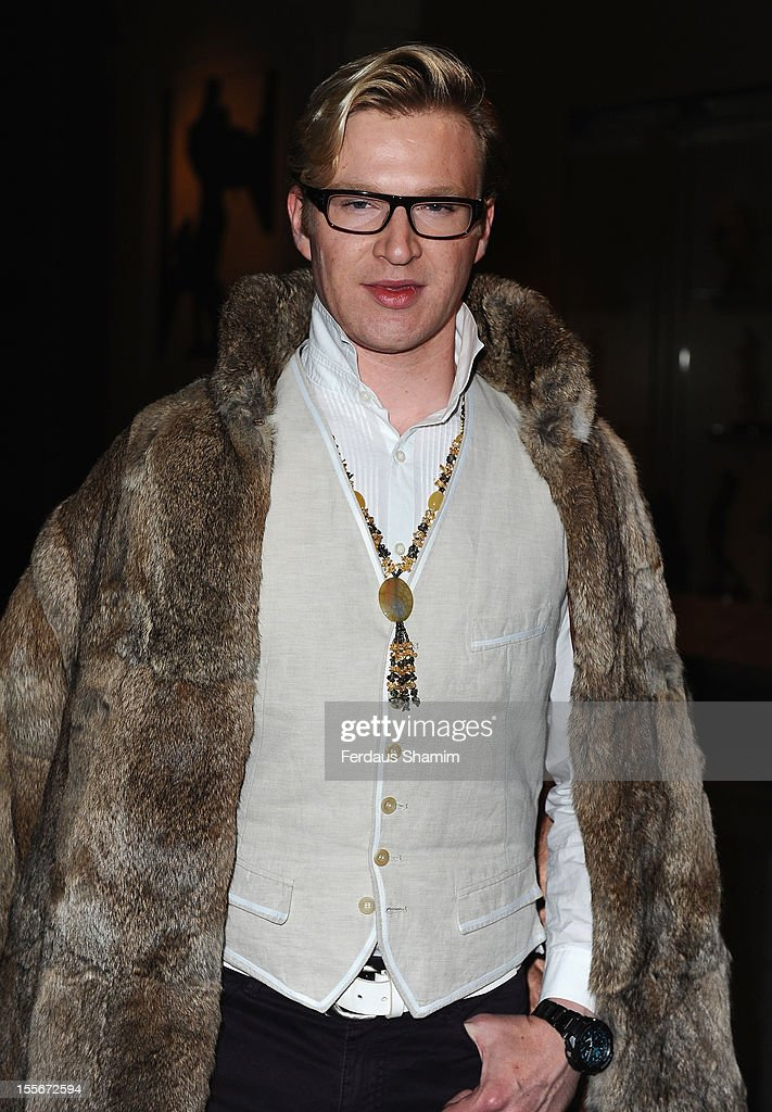 Henry Conway attends the Hollywood Costume: American Airlines Gala at Victoria & Albert Museum on November 6, 2012 in London, England.