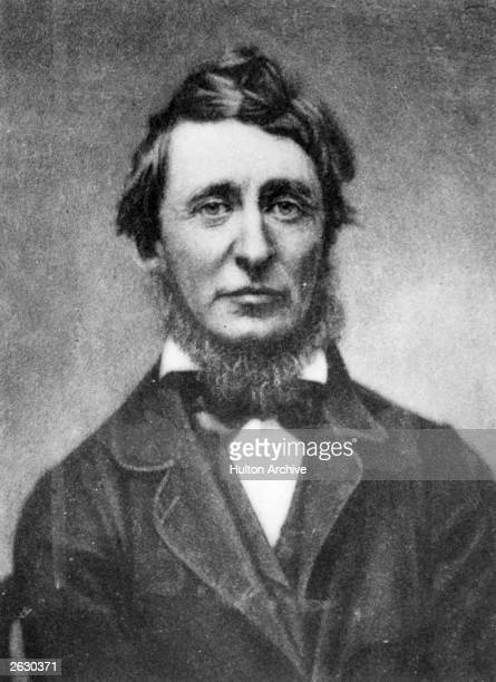 Henry David Thoreau American essayist and poet Original Publication People Disc HM0486