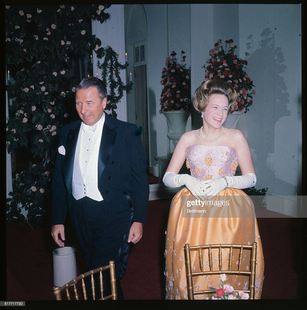 Henry Ford II With Daughter Charlotte Pictures Getty Images - Michigan location in usa