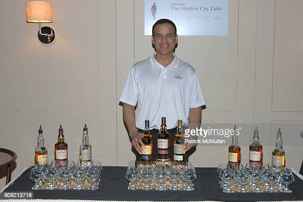 Henry Garcia attends SCOTCH WHISKY GOLF Hosted by The Wall Street Journal Paul Staurt at The Glenlivet City Links on February 9 2007 in New York City