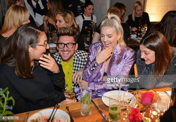 Henry Holland and AnneMarie attend an intimate dinner hosted by Henry Holland and Andrew Nugent to celebrate the House of Holland Resort 18...