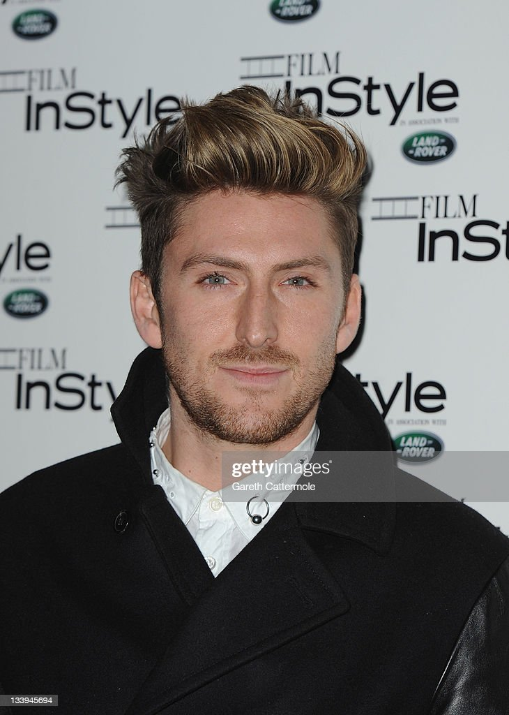 Henry Holland arrives at 'Film InStyle' in association with Land Rover celebrating InStyle Magazine's 10th Anniversary at The Sanctum Soho Hotel on November 22, 2011 in London, England.