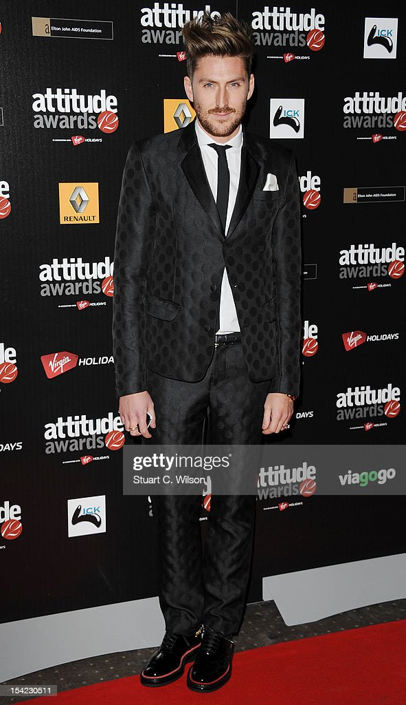 Henry Holland attends the Attitude Magazine Awards at One Mayfair on October 16, 2012 in London, England.