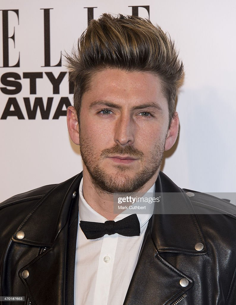 Henry Holland attends the Elle Style Awards 2014 at one Embankment on February 18, 2014 in London, England.