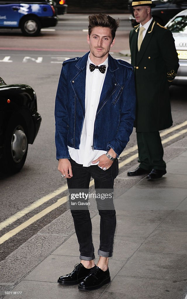 Henry Holland attends the English National Ballet 60th Anniversary party at the Dorchester Hotel on June 15, 2010 in London, England.