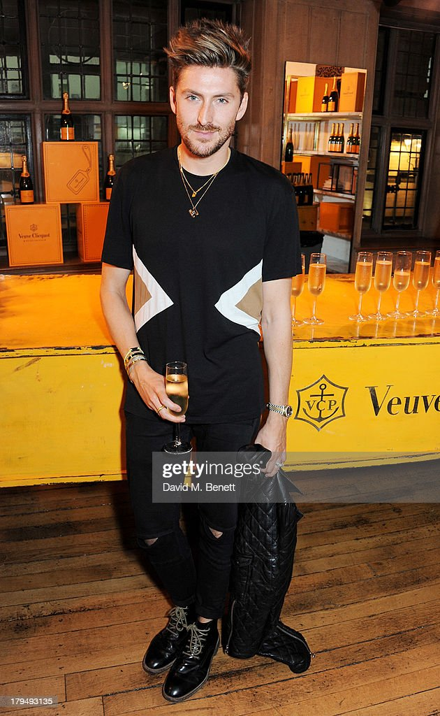 Henry Holland attends the launch of Alexa Chung's first book 'It' at Liberty on September 4, 2013 in London, England.