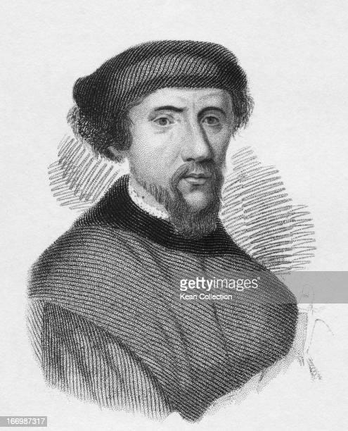Henry Howard Earl of Surrey circa 1540