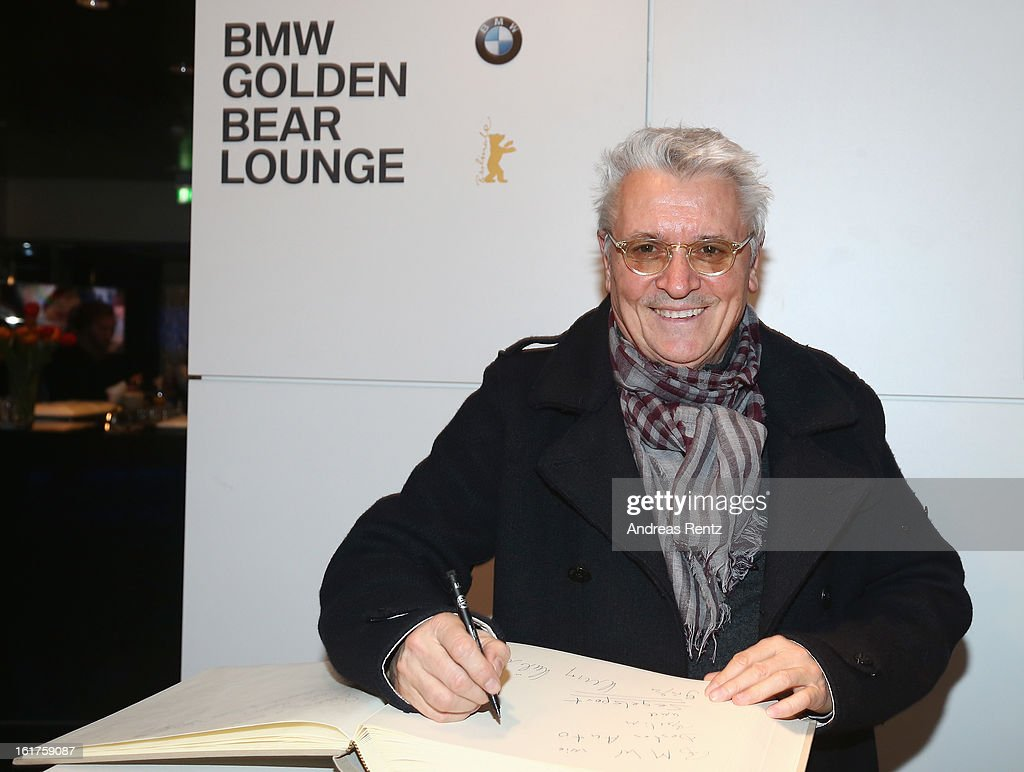 <a gi-track='captionPersonalityLinkClicked' href=/galleries/search?phrase=Henry+Huebchen&family=editorial&specificpeople=636052 ng-click='$event.stopPropagation()'>Henry Huebchen</a> attends 'BMW Golden Bear Lounge' at the 63rd Berlinale International Film Festival on February 15, 2013 in Berlin, Germany.