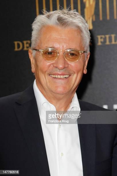 Henry Huebchen attends the Lola German Film Award 2012 at Friedrichstadtpalast on April 27 2012 in Berlin Germany