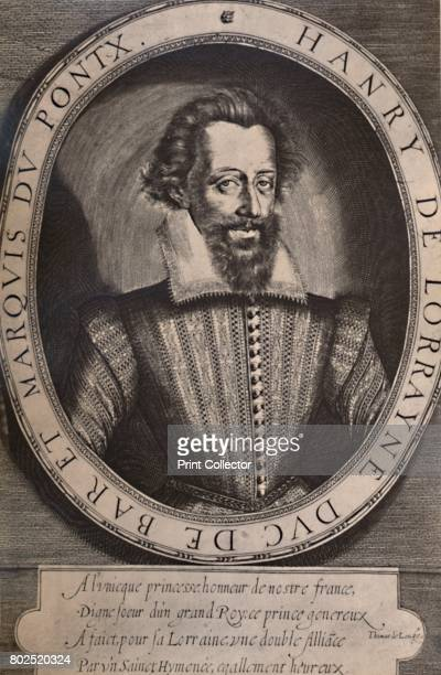 Henry II Duke of Lorraine late 16th or early 17th century From A Collection of Engraved Portraits Exhibited by the Late James Anderson Rose at the...